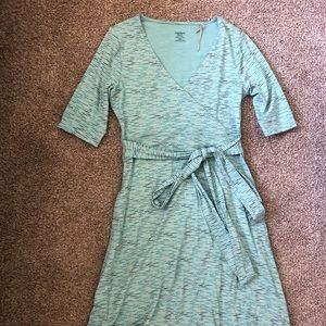 NWOT Toad&Co wrap dress size small